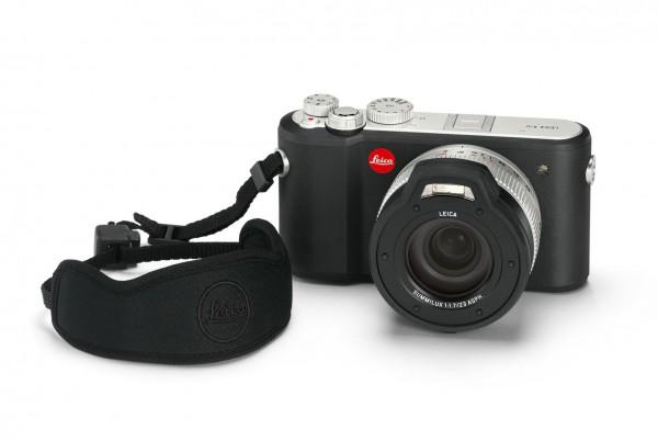 Leica Outdoor Trageschlaufe für X-U/V-LUX, Neopren, Schwarz