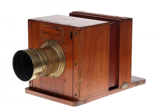 DAGUERREOTYPIE Kamera