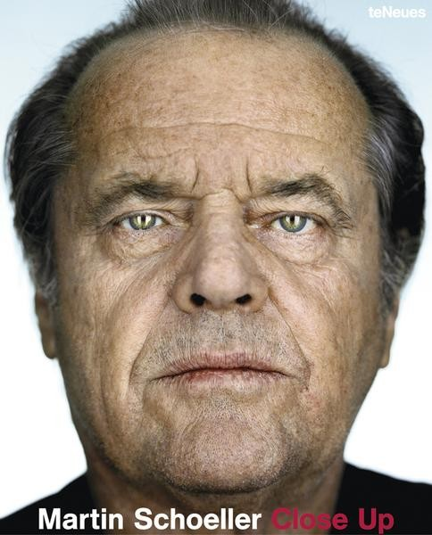 "Martin Schoeller ""Close Up, Collector's Edition"""