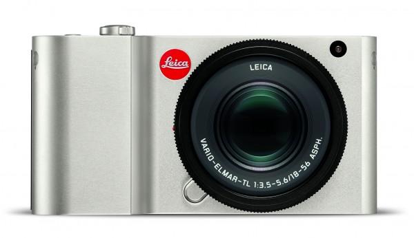 Leica TL, silbern, Gehäuse