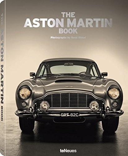 "René Staud ""The Aston Martin Book"""