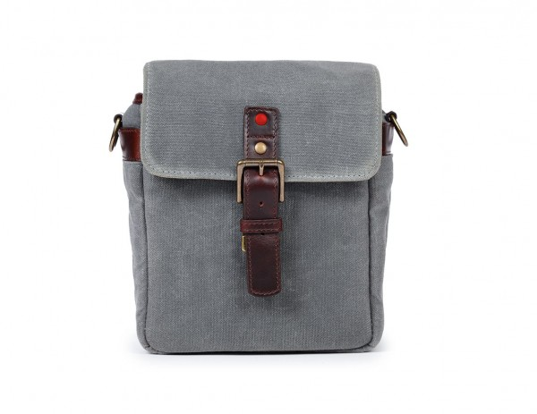 ONA Bag, The Bond Street, Canvas, grau