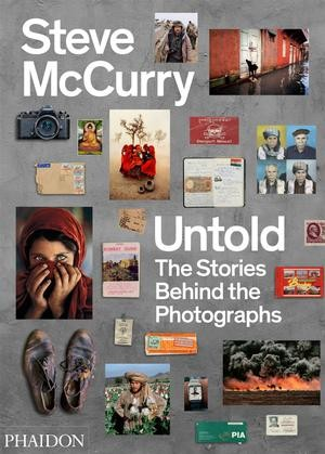 "Steve McCurry ""Untold"":The Stories Behind the Photographs"