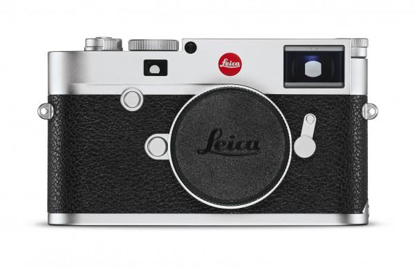 Leica M10, silbern verchromt