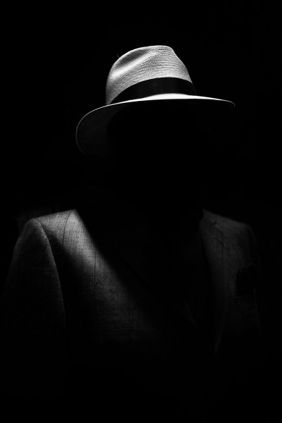 "Alan Schaller ""The Invisible Man"""