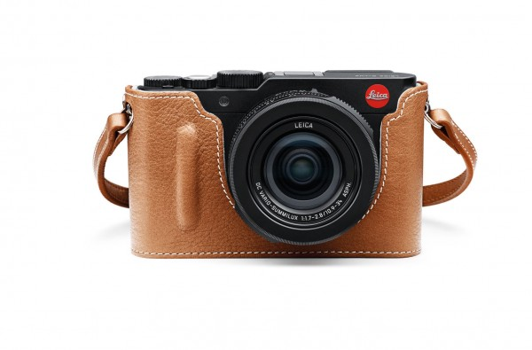 Leica Protektor D-LUX, Leder, cognac