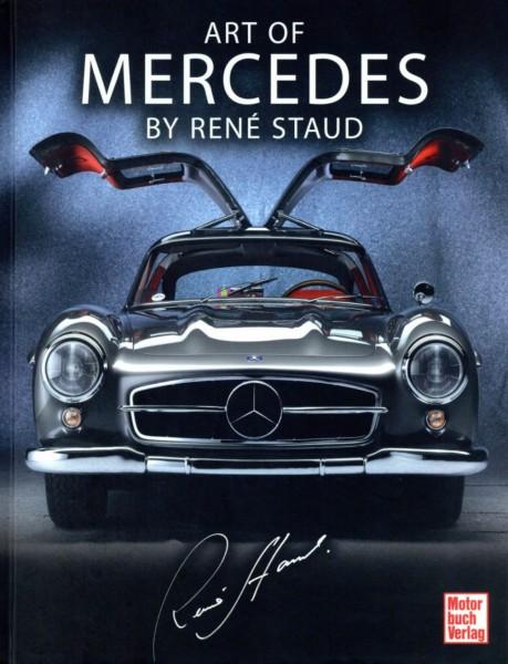 "René Staud ""Art of Mercedes by René Staud"""