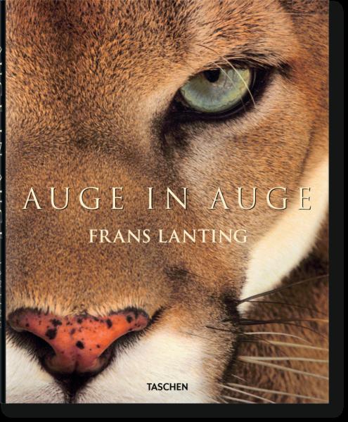 """Frans Lanting """"Auge in Auge"""""""