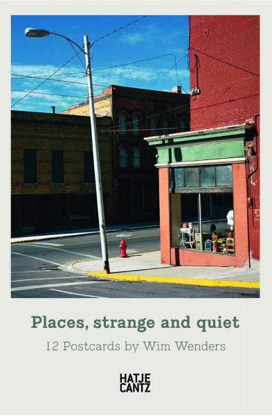"Wim Wenders Postkarten-Set ""Places, strange and quiet"""