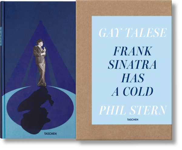"Gay Talese & Phil Stern ""Frank Sinatra Has a Cold"""