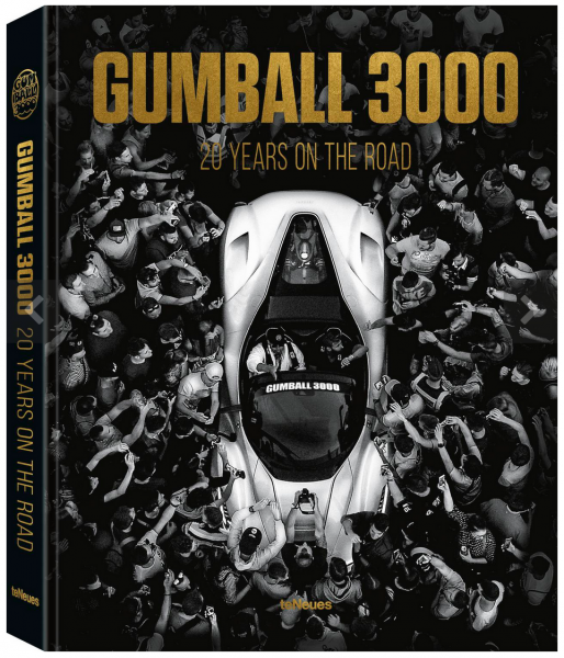 "Gumball 3000 ""20 Years on the Road"", Limited Edition"